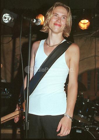 Johnny Lang The Borderline, London 22 September 1997. Credit: Ian Dickson/MediaPunch