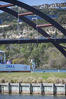 Bernd Wiesberger (AUT) watches his tee shot on 14 during round 1 of the World Golf Championships, Dell Match Play, Austin Country Club, Austin, Texas. 3/21/2018.<br /> Picture: Golffile | Ken Murray<br /> <br /> <br /> All photo usage must carry mandatory copyright credit (&copy; Golffile | Ken Murray)