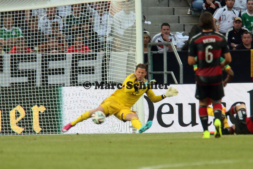 Parade Roman Weidenfeller (D) - Deutschland vs. Kamerun, Mönchengladbach