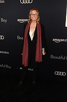 BEVERLY HILLS, CA - OCTOBER 8: Vicki Sheff at the Los Angeles Premiere of Beautiful Boy at the Samuel Goldwyn Theater in Beverly Hills, California on October 8, 2018. <br /> CAP/MPI/DE<br /> ©DE//MPI/Capital Pictures