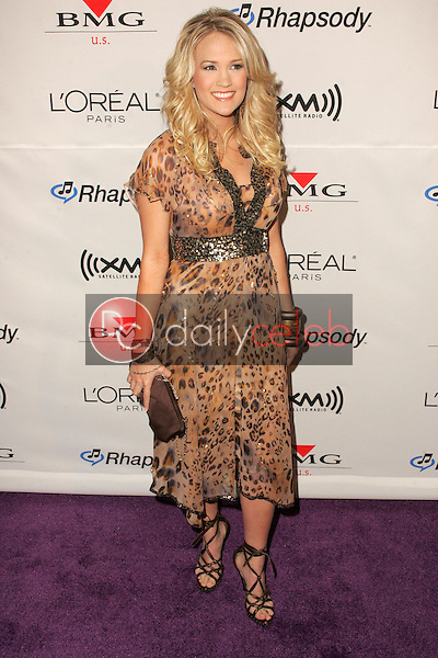 Carrie Underwood<br />at Clive Davis's Annual Pre Grammy Extravaganza. the Beverly Hilton, Beverly Hills, CA. 02-07-06<br />Dave Edwards/DailyCeleb.com 818-249-4998