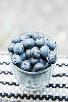 Fruta, fruit. Blueberry, mora