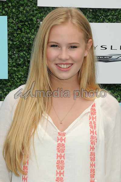 16 May 2015 - Santa Monica, California - Danika Yarosh. 2nd Annual OCRF Super Saturday LA held at Barker Hangar. Photo Credit: Byron Purvis/AdMedia