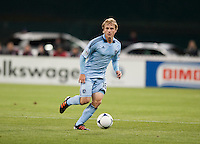 Seth Sinovic.  Sporting KC defeated D.C. United, 1-0, at RFK Stadium in Washington, DC.
