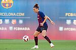 FC Barcelona vs Montpellier HSC: 1-2.<br /> Melanie Serrano.