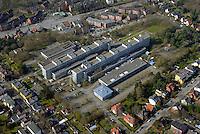 HAW: EUROPA, DEUTSCHLAND, HAMBURG, (EUROPE, GERMANY), 02.04.2016: 1970 wurde die Fachhochschule Hamburg als eine der ersten Fachhochschulen Deutschlands gegruendet. Im Zuge der Internationalisierung der Studiengaenge wurde sie im Juli 2001 in Hochschule für Angewandte Wissenschaften Hamburg umbenannt und um die englische Terminologie Hamburg University of Applied Sciences ergaenzt.