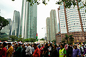 Protests held in Kuala Lumpur to mark 70th anniversary of Nakba Day