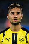 Borussia Dortmund midfielder Moritz Leitner during the match against Manchester City FC during their 2016 International Champions Cup China match at the Shenzhen Stadium on 28 July 2016 in Shenzhen, China. Photo by Marcio Machado / Power Sport Images