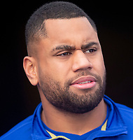 Bath Rugby's Joe Cokanasiga<br /> <br /> Photographer Bob Bradford/CameraSport<br /> <br /> Heineken Champions Cup Pool 1 - Bath v Leinster - Saturday 8th December 2018 - The Recreation Ground - Bath<br /> <br /> World Copyright © 2018 CameraSport. All rights reserved. 43 Linden Ave. Countesthorpe. Leicester. England. LE8 5PG - Tel: +44 (0) 116 277 4147 - admin@camerasport.com - www.camerasport.com