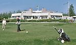 ALMERE - Oude clubhuis van Golfclub GC ALMEERDERHOUT . COPYRIGHT KOEN SUYK