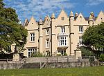 Singleton Abbey building, University of Swansea, Swansea, West Glamorgan, South Wales, UK