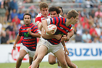 Rugby 2015 Seven Viña - Final Clubes Cobs vs Old Red