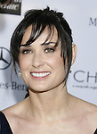 Actress Demi Moore arrives at 7th Annual Chrysalis Butterfly Ball on May 31, 2008 at a Private Residence in Los Angeles, California.