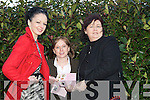 FASHION: Launching the forth coming RNLI Fashion Show at the Carlton Hotel, on Monday which will take palce on Friday 5th February 2010 , l-r: Norma O'Don oghue (Model Agency), Jacqui Dowling (marketing Manager Carlton Hotel) and Margaret Brick (organiser)............ ....