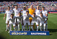 Baltimore, MD - July 18, 2015:  The USMNT defeated Cuba 6-0 during the semifinals of the Gold Cup at M&T Bank Stadium.