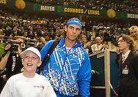 20-2-08, Netherlands, Rotterdam ABNAMROWTT 2008, escort Nadal