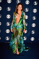 LOS ANGELES - FEB 23:  Jennifer Lopez at the Grammy Awards at the Staples Center on February 23, 2000 in Los Angeles, CA