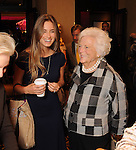 Lauren Bush and Barbara Bush browse the bazaar before the Resiliency Lunch at the Hotel ZaZa Saturday Oct. 27,2012.(Dave Rossman photo)