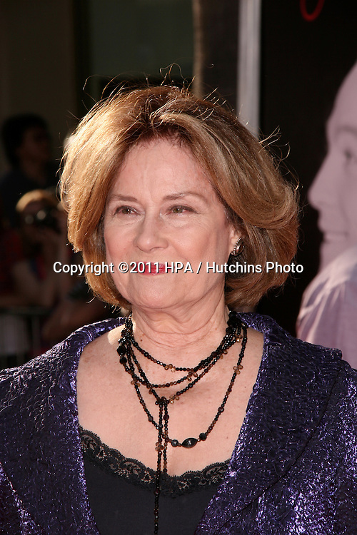 "LOS ANGELES - APR 27:  Diane Baker arriving at the TCM Classic Film Festival Opening Night Gala And World Premiere Of ""An American In Paris"" at Grauman's Chinese Theater on April 27, 2011 in Los Angeles, CA.."