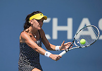 AGNIESZKA RADWANSKA (POL)<br /> The US Open Tennis Championships 2014 - USTA Billie Jean King National Tennis Centre -  Flushing - New York - USA -   ATP - ITF -WTA  2014  - Grand Slam - USA  <br /> <br /> 27th August 2014 <br /> <br /> &copy; AMN IMAGES