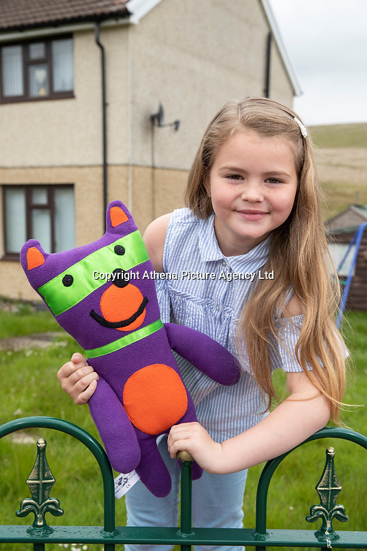 "Pictured: Jaydee-Lee Dummett<br /> Re: A quick thinking seven-year old has saved the lives of her family after putting her gas safety knowledge to good use and spotting the deathly signs of carbon monoxide poisoning.<br /> Fochriw Primary's Jaydee-Lee Dummett reeled off the gas emergency telephone number to her panicked mother, Lindy, after her brother woke in the middle of the night disorientated and seeing things. It was Jaydee-Lee who then quickly spotted the carbon monoxide detector alarm had turned from its usual green colour to red and instructed her mum to ring for help immediately.<br /> Jaydee-Lee's mum, Lindy Burke, explains:<br /> ""A few weeks previous Jaydee-Lee had come home from school full of beans after being visited by the team from Wales & West Utilities who delivered a gas safety session. Looking back, without this lesson I genuinely don't think we'd still be alive.<br /> ""After seeing her brother so confused, Jaydee-Lee quickly looked for other tell-tale signs of carbon monoxide poisoning and then, like it was second nature, she reeled off the gas emergency number – 0800 111 999 – I couldn't believe it!""<br /> Engineers from Wales & West Utilities quickly attended the family home and turned off the gas supply and made it safe, whilst Jaydee-Lee made a further impression on the engineers with her knowledge.<br /> Sean Ward, a Wales & West Utilities emergency engineer, attended the family home and said""The quick-thinking actions of Jaydee-Lee have saved her family's lives and she should be commended. From speaking to her that night it was clear that she took in such a lot of vital information from the gas safety session which is fantastic!<br /> ""Every year we make approximately 4,000 visits to properties where we find evidence of carbon monoxide.  It's important for people to realise that this is a poisonous gas that doesn't smell, has no taste and can't be seen - but it kills 50 people in the UK every year and leaves a further 200 seriously ill.<br /> ""Jaydee-Lee sh"