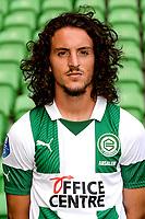 GRONINGEN - Voetbal, presentatie FC Groningen, seizoen 2019-2020, 08-08-2019, FC Groningen speler Amir Absalem