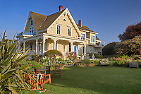 MacCallum House Inn. Mendoceno. California