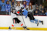 NYS Section 1 Division I Final:  Suffern vs Mamaroneck boys hockey - 022816