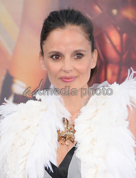 """25 May 2017 - Hollywood, California - Elena Anaya. World  Premiere of Warner Bros. Pictures'  """"Wonder Woman"""" held at The Pantages Theater in Hollywood. Photo Credit: Birdie Thompson/AdMedia"""