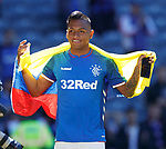 12.05.2019 Rangers v Celtic: Alfredo Morelos