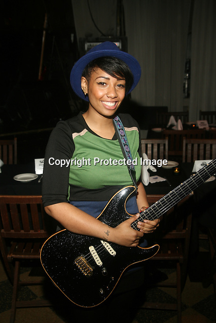 "Jennah Bell Attends BET's Music Matters ""Best of 2012"" Holiday Showcase At S.O.Bs, NY   12/11/12"
