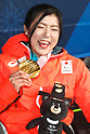PyeongChang 2018 Paralympics: Alpine Skiing: Women's Giant Slalom Sitting Medal Ceremony