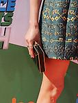LOS ANGELES, CA- JULY 17: Actress Megan Fox (handbag, rings detail) at Nickelodeon Kids' Choice Sports Awards 2014 at Pauley Pavilion on July 17, 2014 in Los Angeles, California.