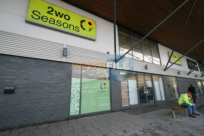 Recently Closed Two Seasons at the M1 Retail Park, Drogheda...Photo NEWSFILE/Jenny Matthews.(Photo credit should read Jenny Matthews/NEWSFILE)....This Picture has been sent you under the condtions enclosed by:.Newsfile Ltd..The Studio,.Millmount Abbey,.Drogheda,.Co Meath..Ireland..Tel: +353(0)41-9871240.Fax: +353(0)41-9871260.GSM: +353(0)86-2500958.email: pictures@newsfile.ie.www.newsfile.ie.FTP: 193.120.102.198.