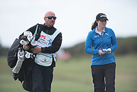 Leona Maguire (IRL) during the 3rd round of the VIC Open, 13th Beech, Barwon Heads, Victoria, Australia. 09/02/2019.<br /> Picture Anthony Powter / Golffile.ie<br /> <br /> All photo usage must carry mandatory copyright credit (&copy; Golffile | Anthony Powter)