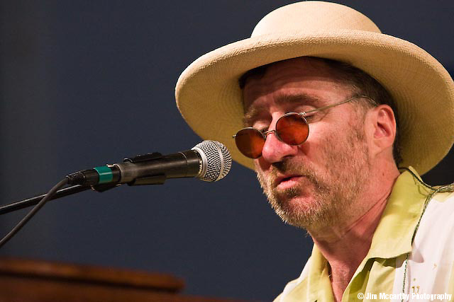Jon Cleary at Jazz fest 2009