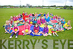 Children from the Ardfert area enjoyed the multi-sports camp in Ardfert last week in their local GAA club.