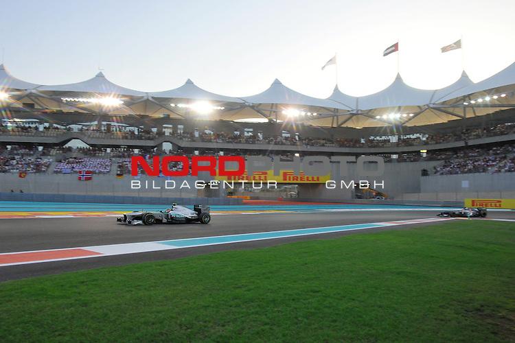 Lewis Hamilton (GBR), Mercedes GP <br />  Foto &copy; nph / Mathis