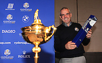 Paul McGinley Ryder Cup captain Gleneagles