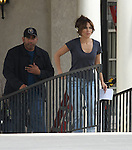 "6-15-09 ..Jennifer Lopez filming her new movie called ""The Backup Plan""  JLO in Pasadena California ..AbilityFilms@yahoo.com.805-427-3519.www.AbilityFilms.com."