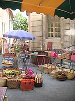 Market Day, Isle-sur-la-Sorgue