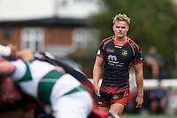 George Gasson of the Dragons. Pre-season friendly match, between Ealing Trailfinders and the Dragons on August 11, 2018 at the Trailfinders Sports Ground in London, England. Photo by: Patrick Khachfe / Onside Images