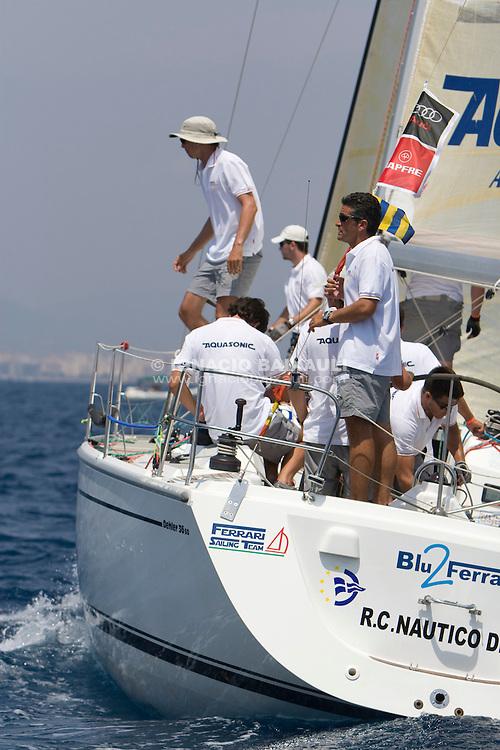 Aquasonic - XXVII Copa del Rey de vela - Rela Club Náutico de Palma - 26 July to 2 Agost 2008 - Palma de Mallorca - Baleares - España