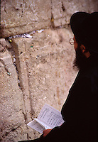 ISRAELE  Gerusalemme Preghiera al Muro del Pianto