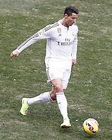Real Madrid's Antoine Griezmann during La Liga match.February 7,2015. (ALTERPHOTOS/Acero) /NORTEphoto.com