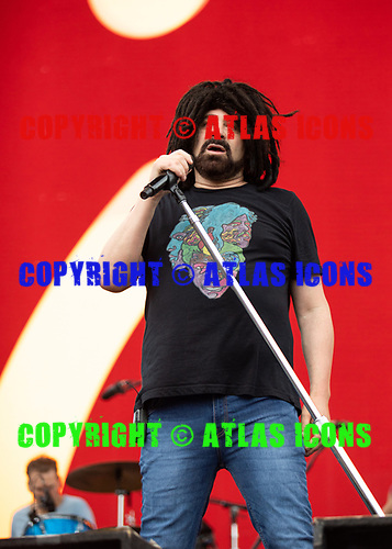 Counting Crows; Live: 2019<br /> Photo Credit: JOSH WITHERS/ATLASICONS.COM