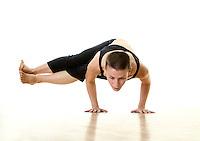 Yoga beauty<br />