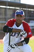 Amaurys Minier - Dominican Prospect League all-stars 2012 minor league spring training (Bill Mitchell)