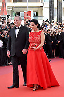 www.acepixs.com<br /> <br /> May 22 2017, Cannes<br /> <br /> Al Gore and Elizabeth Keadle arriving at the premiere of 'The Killing Of A Sacred Deer' during the 70th annual Cannes Film Festival at Palais des Festivals on May 22, 2017 in Cannes, France.<br /> <br /> By Line: Famous/ACE Pictures<br /> <br /> <br /> ACE Pictures Inc<br /> Tel: 6467670430<br /> Email: info@acepixs.com<br /> www.acepixs.com