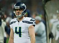 Seattle Seahawks Special Team Michael Dickson (4)